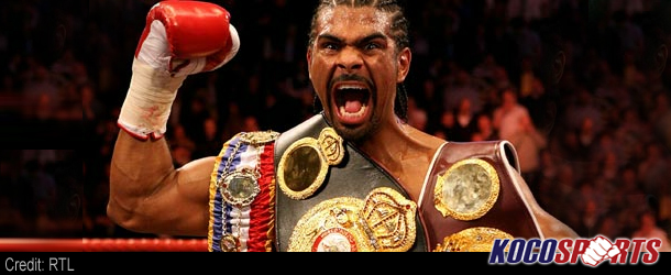 David Haye set to fight on despite being advised to retire by specialists