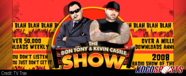 Audio: Don Tony and Kevin Castle discuss CM Punk and the WWE's top 50 finishers