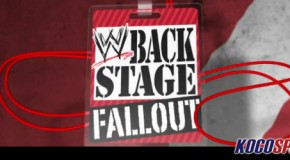 Video: WWE Backstage Fallout – Smackdown Edition – 06/01/12 – (Full Show)