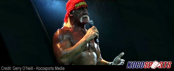 Hulk Hogan claims he won't be getting in the ring again