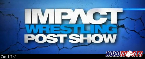 Video: TNA Impact Wrestling – Post Show – 07/19/12 – (Magnus, Robbie E and Robbie T, Mike Tenay)
