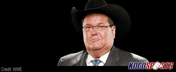 "Jim Ross signs on to announce Golden Boy ""Monday Night Boxing"" on Fox Sports 1"