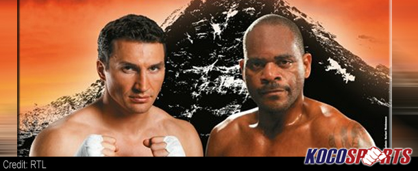Video: Wladimir Klitschko vs. Tony Thompson II – 07/07/12 –  (Full Fight)