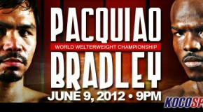Timothy Bradley tweeted a Bradley vs. Pacquiao rematch poster 11 days before first fight