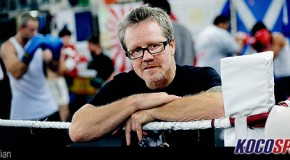 Freddie Roach rents jet for Hall of Fame