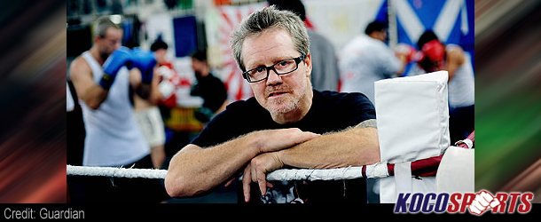 "Video: Freddie Roach –  ""St Pierre not comfortable moving up to fight Anderson Silva"""