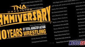 TNA Slammiversary X results – 06/10/12 – (New Tag Champs, Christian returns, Roode retains)