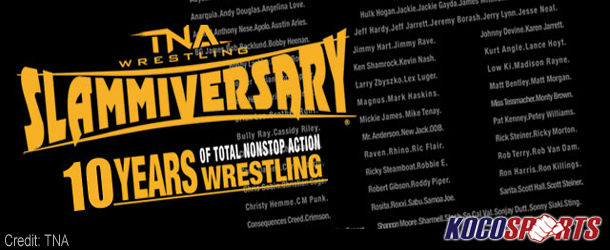 Video: Breaking coverage of TNA Slammiversary X – (Live at 8PM EST.)