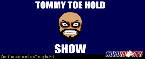 Audio: The Tommy Toe Hold Show – 07/17/13 – (Cyborg Terminates!!! Silva's Back!!!)