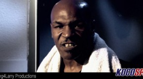 "Video: Mike Tyson – ""This time, there will be no more Mr. Nice Guy"""