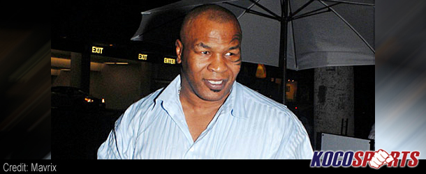 "Video: Mike Tyson talks with Fox Sports about his new show ""Being Mike Tyson"""