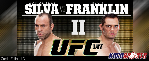 """Video: Extended Preview for UFC 147 """"Silva vs. Franklin II"""""""