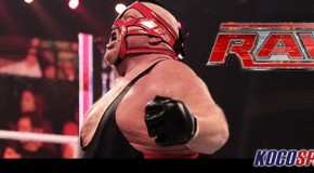 WWE Monday Night Raw results – 06/11/12 – (Ziggler named #1 contender, Vader returns, Big Show KO's McMahon)