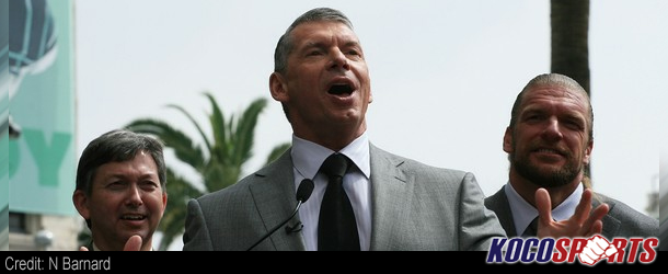 Vince McMahon comments on WWE's new partnership with Tout