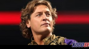 William Regal gives advice for aspiring pro wrestlers