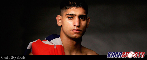 Amir Khan hopes for UK fight