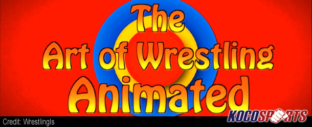 Video: The Art of Wrestling Animated – Episode 1 –  07/06/12 – (Cliff's Nigerian Nightmare)