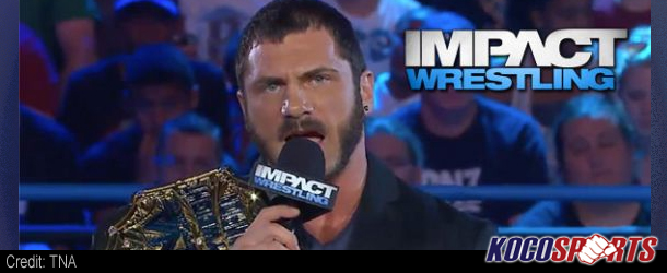 Austin Aries comments on being TNA champion and the Bound for Glory PPV
