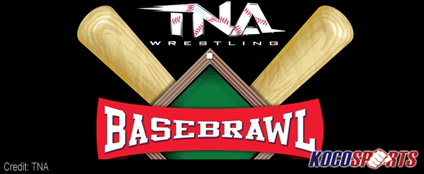 Detail's for TNA BaseBrawl events in Aberdeen, MD and Brooklyn, NY