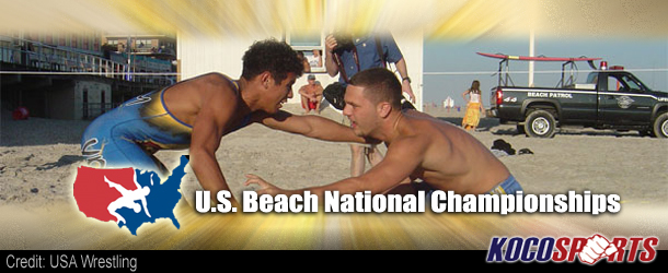Martin, Chamish, Simmons and Fish win Beach National Senior titles in Rochester, N.Y.