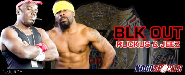 Another team set for the ROH tag title tournament!