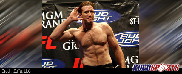 Stephan Bonnar's mother doesn't think he can defeat Anderson Silva