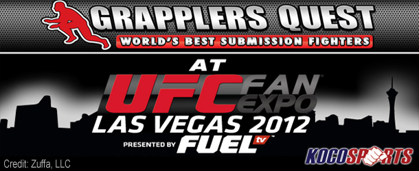 Grapplers Quest Superfights to take place at this weekend's UFC Fan Expo