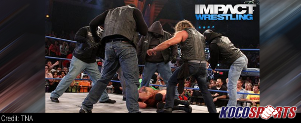 TNA Impact Wrestling – Recap & Results – 07/19/12 – (Nonstop Anarchy by The Aces & 8s)