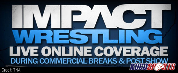 "Video: TNA Impact InterActive – ""Second Screen Experience"" – 09/19/13 – (Live @ 8:45PM EST)"