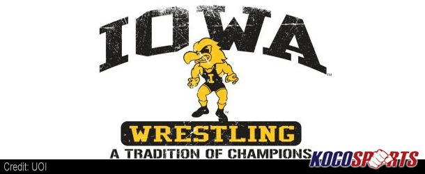 Iowa Hawkeyes release schedule for the upcoming 2012-2013 wrestling season