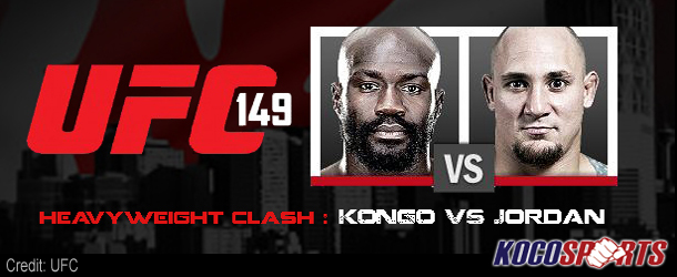 "Video: Countdown to UFC 149 ""Kongo vs. Jordan"""