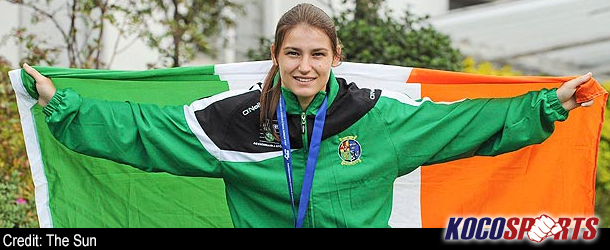 Katie Taylor starts Road to Rio in Dublin February 24th