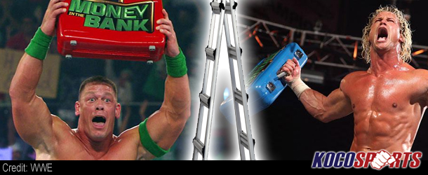 """WWE """"Money in the Bank"""" results – 07/15/12 – (Cena & Ziggler grab the contracts; Champs retain titles!)"""