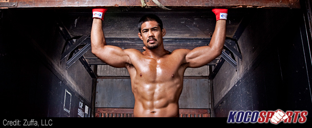 "Video: Mark Munoz: ""After Weidman, I deserve a title shot"""