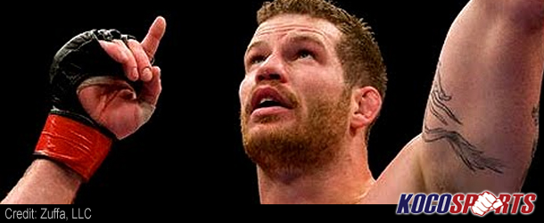 """Nate Marquardt: """"I believe this is where I'm supposed to be, at 185"""""""