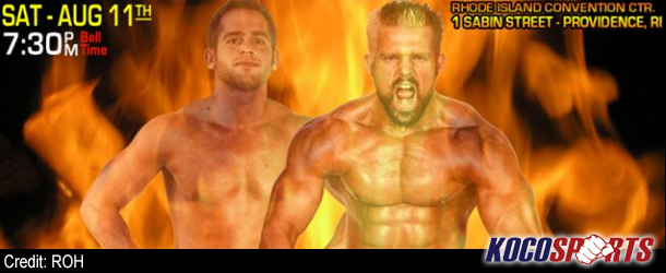 """""""No Fear"""" enters the house in R.I. – It's Mondo vs. Strong on iPPV"""