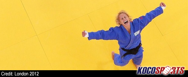 Italy's Rosalba Forciniti wins bronze medal while Korea's An Kum Ae wins Judo Olympic gold