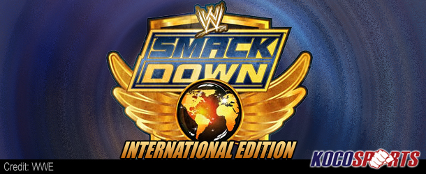 Video: WWE Smackdown International – 07/20/12 – (Full Show)