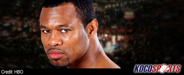 "Video: Shane Mosley – ""No I would not do MMA, I'm sticking to boxing"""