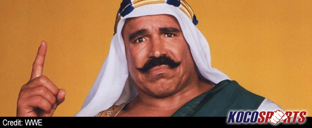 The Iron Sheik is just slightly annoyed by Glenn Beck's comments about WWE