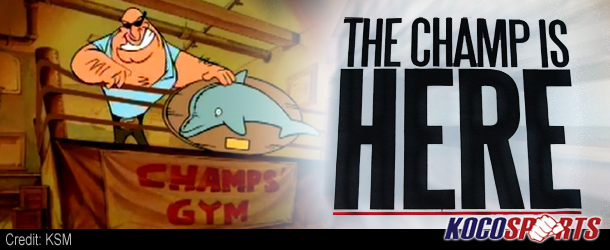 Audio: The Champ in Here – 09/05/12 – (Ladies Night with The Champ)