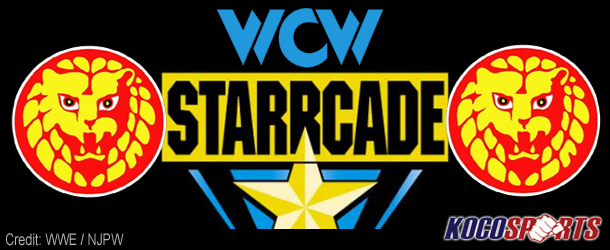 Video: WCW & NJPW Starrcade Supershow – 03/21/91 – (Full Show)