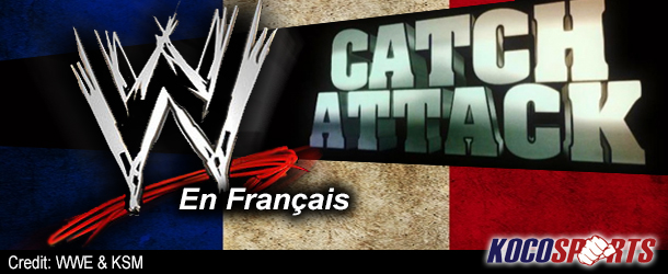 Video: WWE En Français – Catch Attack Raw – 09/16/12 – (Entier émission de Télévision)