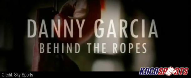 "Video: ""Behind the Ropes"" – 07/12/12 – (Danny Garcia)"