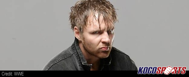 "Music Video: ""Just a little crazy"" featuring Dean Ambrose"