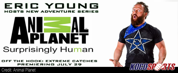 "Video: Preview for ""Showtime"" Eric Young's new show on Animal Planet"