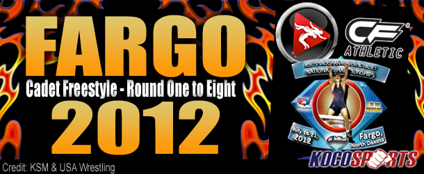 Video: Fargo 2012 – Cadet Freestyle – Rounds One to Eight – 07/17/12 – (Full Event Playlist)
