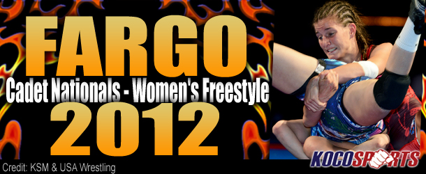 Video: Fargo 2012 – Cadet Women's Freestyle – 07/15/12 – (Full Event Playlist)