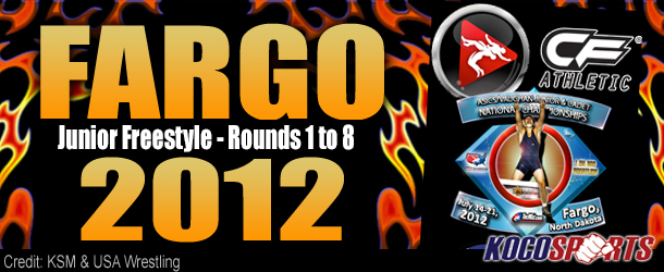 Video: Fargo 2012 – Junior Freestyle – 07/20/12 – (Full Event Playlist)