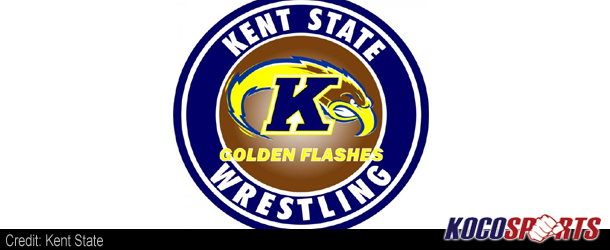 Video: Kent State wrestler Keith Witt working his way up to heavyweight